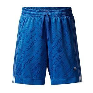 New Alexander Wang Adidas FBALL Shorts